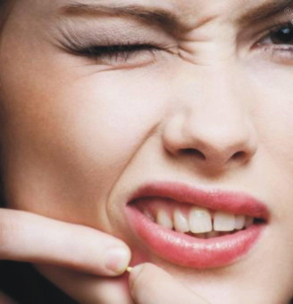 Лактофильтрум очищает лицо