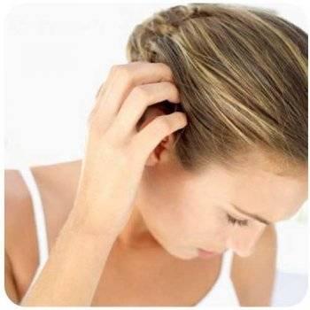 Гнойные прыщи на <u>от чего в волосах образуются прыщи</u> голове под волосами, причины и методы лечения