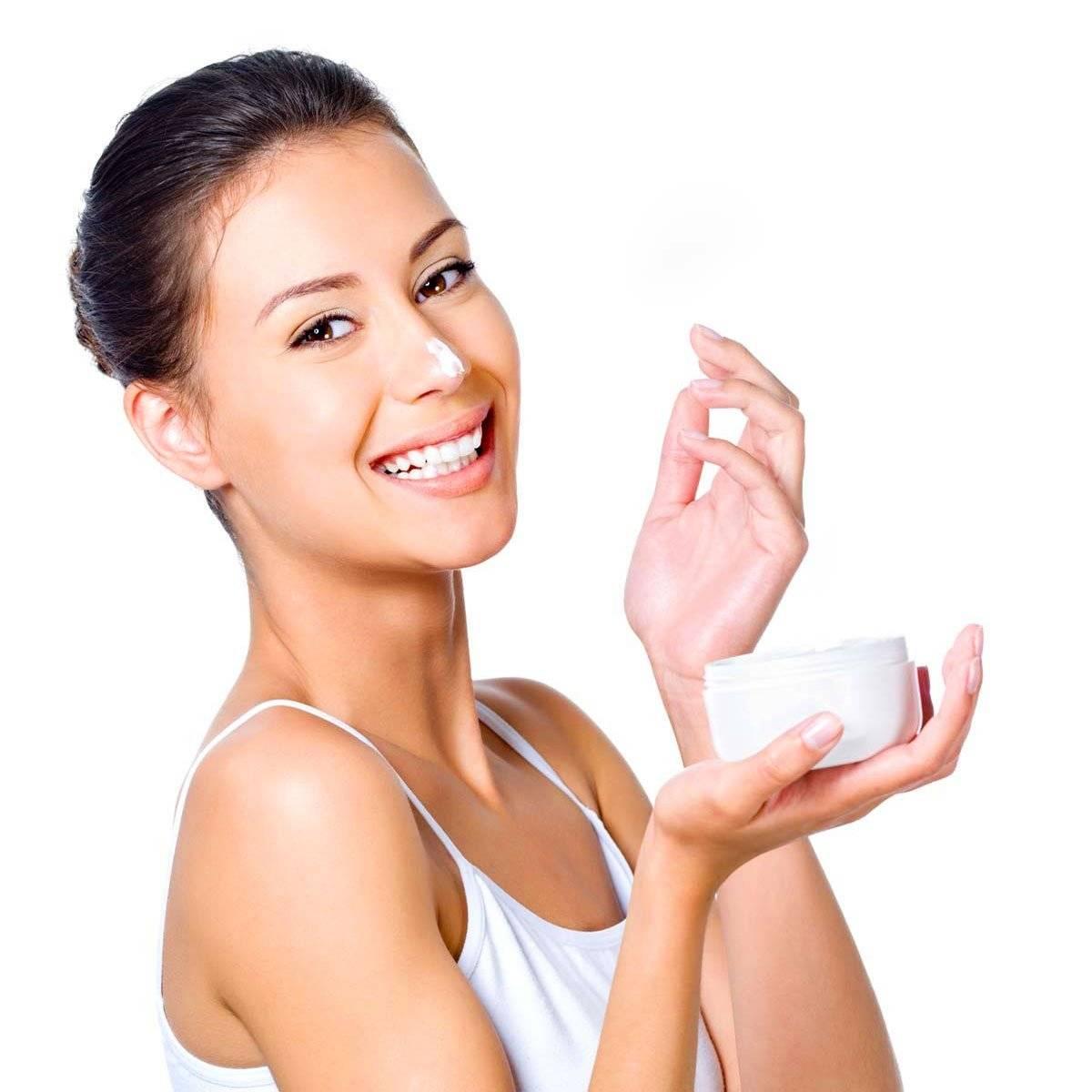 крем для лица при аллергии вокруг глаз