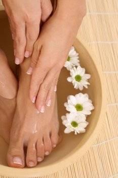 ванночка для ног фото