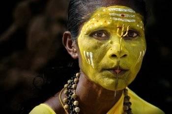 Желтый цвет лица