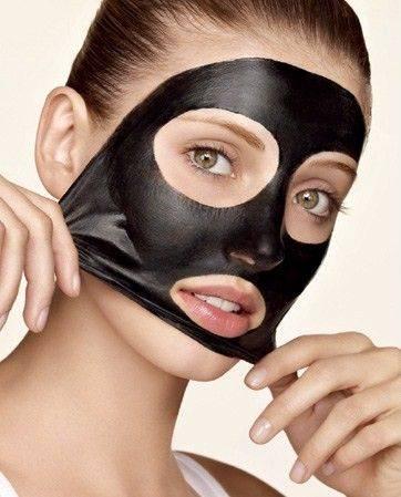 маска пленка для чистки пор с аспирином