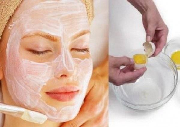 маска для удаления черных точек на лице
