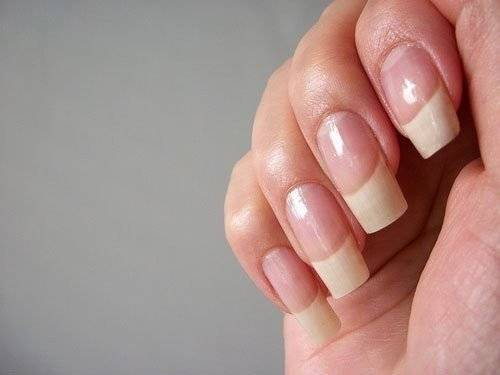 Как сделать так что бы росли ногти 886