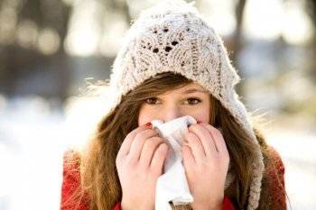 аллергия на холод на лице фото