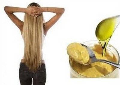 Репейное масло для волос от сечения