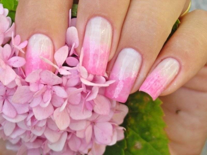 весенний дизайн ногтей: