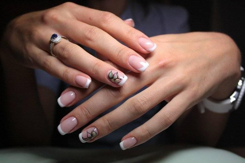 Как правильно нарастить ногти гелем в домашних условиях пошагово видео