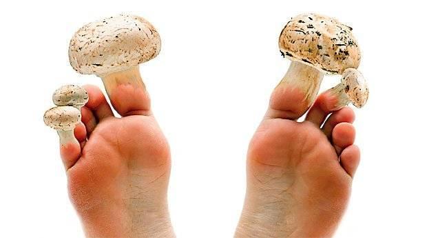Касторовое масло от грибка на ногтях