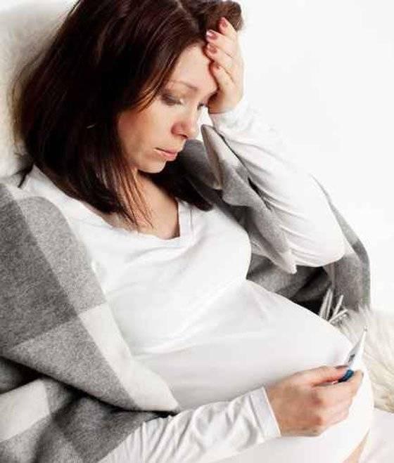 Как лечить орви при планировании беременности