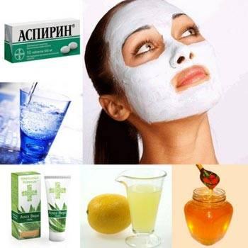 Аспириновая маска для лица: основной механизм действия и эффекты