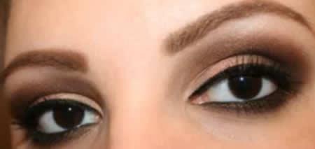 что означает карие глаза