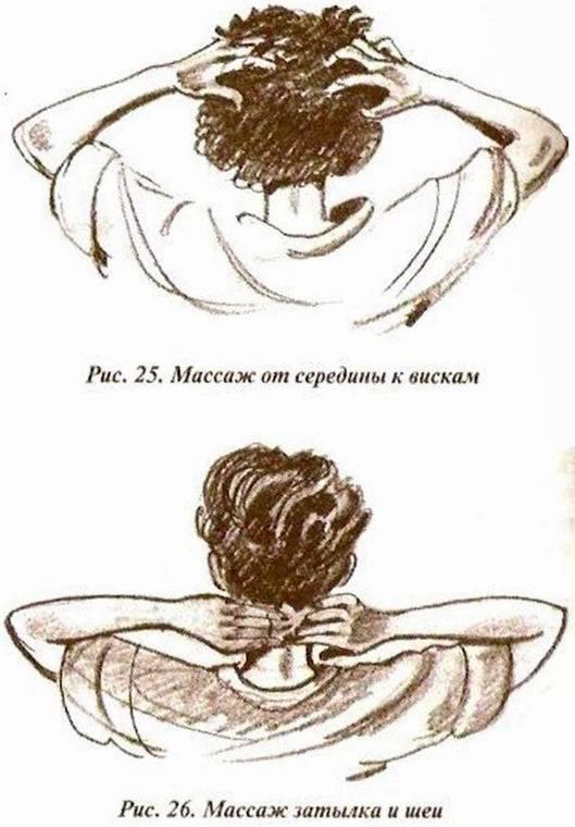 Как устранить боль в глазах и голове?