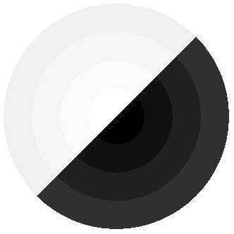 Если глаза устают от компьютера – яркость и контрастность монитора