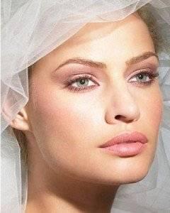 Свадебный макияж для зеленых глаз – полезные советы