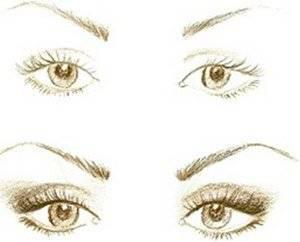 Макияж для миндалевидных глаз: основные правила