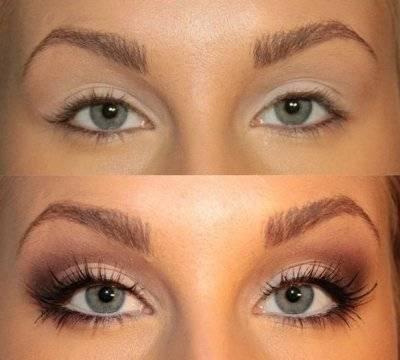 Как сделать глаза выразительными?