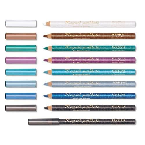 Как выбрать карандаш для глаз по цвету