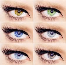 Совместимость по цвету глаз и ее значение