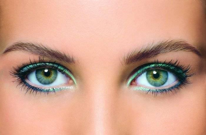 Зеленые глаза и совместимость их с другими