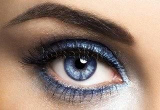 Синие (голубые) глаза и совместимость их с другими