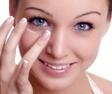 Маска от морщин вокруг глаз: лучшие рецепты из доступных продуктов