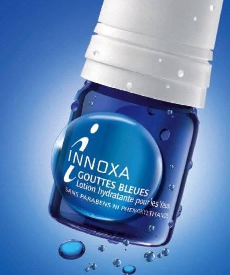 Innoxa капли для глаз: правила заботы о глазах