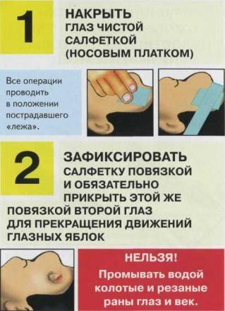 Ожог глаза сваркой: признаки, как лечить и как предотвратить