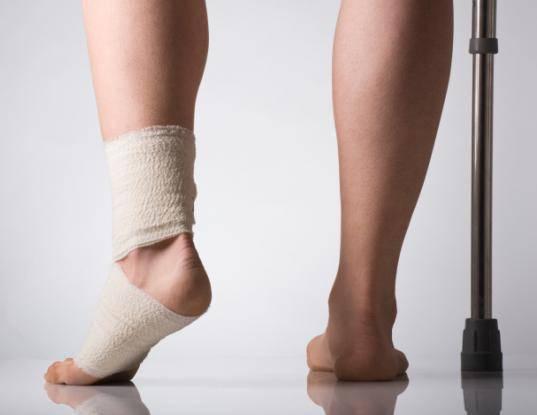 Сломанная нога при сексе