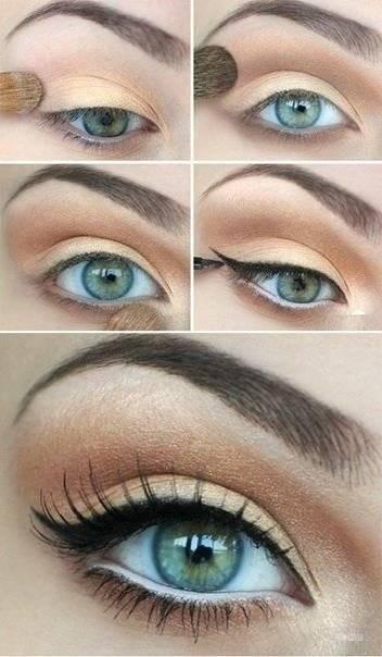 Главные правила макияжа глаз