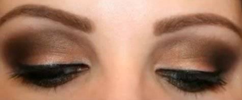 Макияж для карих глаз. Выбираем тени