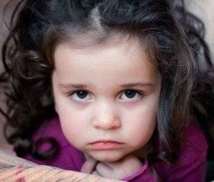 ... у ребенка синяки под глазами вызывают