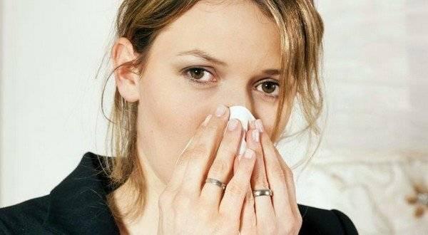 При заложенности носа при беременности что можно