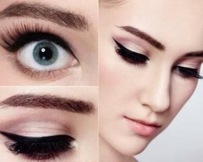Идеальный макияж кукольных глаз