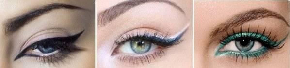 Пошаговый макияж глаз для голубоглазых