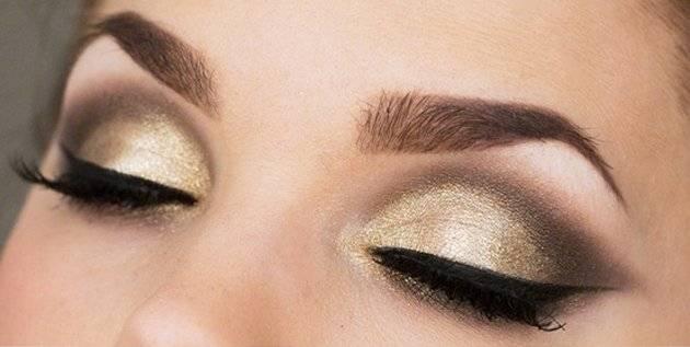 Макияж для глаз: пошагово делаем зелёные глаза яркими