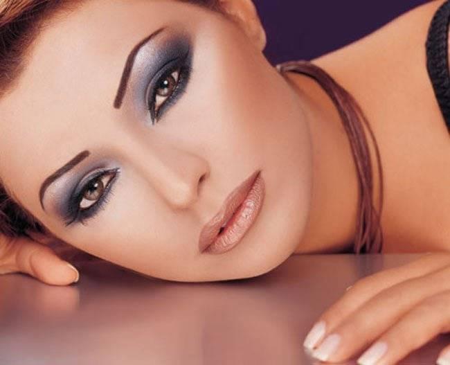 Как правильно делать макияж глаз вечером