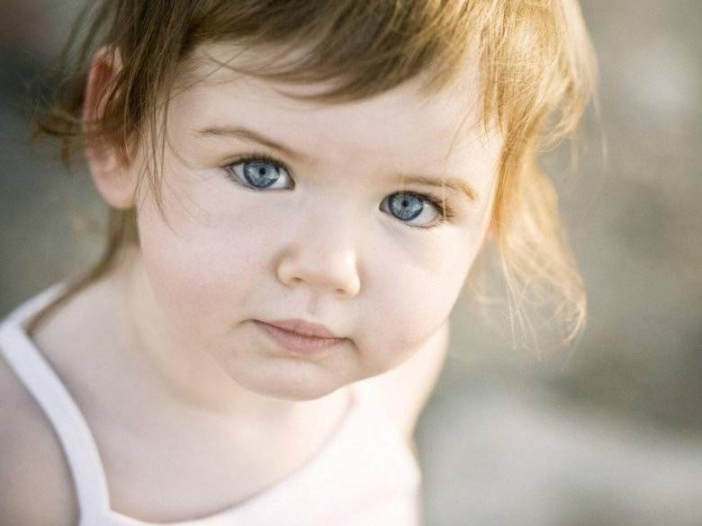 Что делать, у ребенка круги под глазами