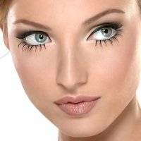как сделать глаза больше