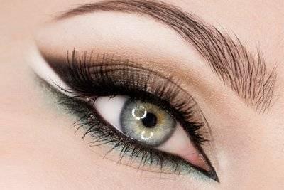 Как красиво красить глаза тенями, подводкой и тушью. Секреты успешного макияжа для глаз различной формы и посадки