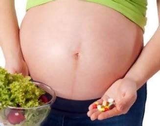 Какие важны витамины на ранних сроках беременности?