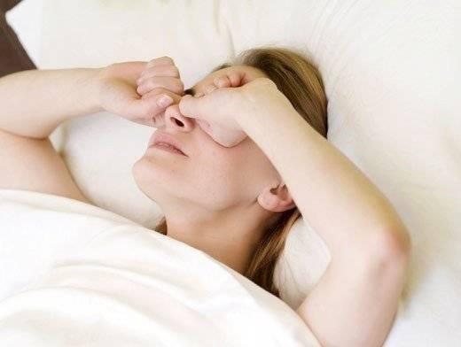 аллергия чешутся веки