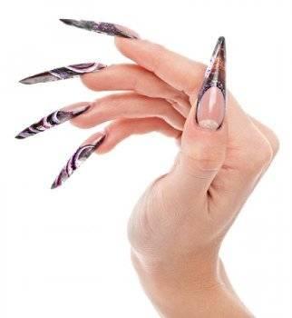 нарощенные ногти картинки фото