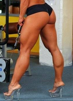 упражнения для укрепления мышц ягодиц и бёдер