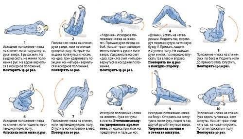 Почему упражнения после родов так полезны?