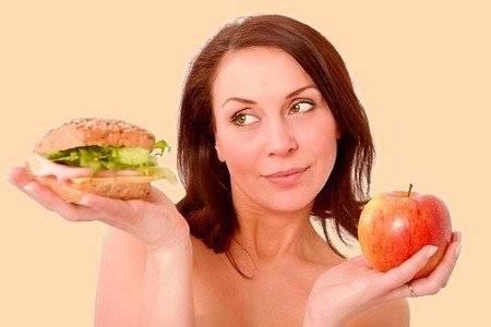 Как правильно питаться во время занятий физической культурой после родов