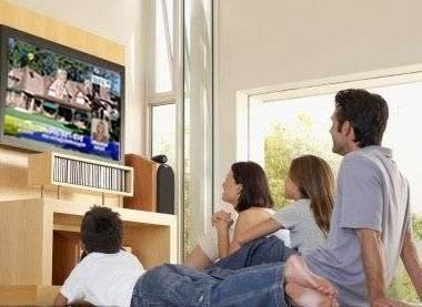 расстояние от телевизора до глаз