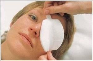 Как сделать повязку на глаз 569