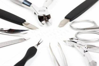 Детский маникюр и выбор инструментов