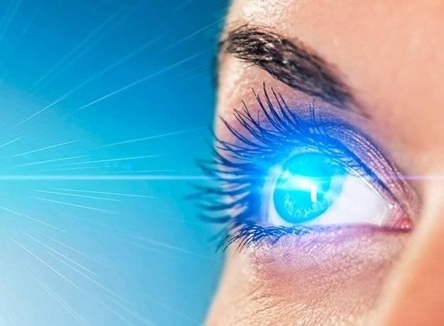 Пауэрлифтинг плохое зрение